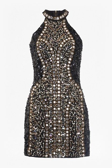 DISCO MIRROR DRESS | Dresses | French Connection Canada
