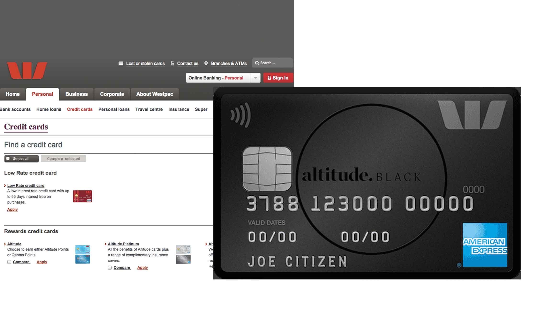 Westpac Altitude Westpac Altitude Credit Card In 2020 Credit Card Rewards Credit Cards Cards