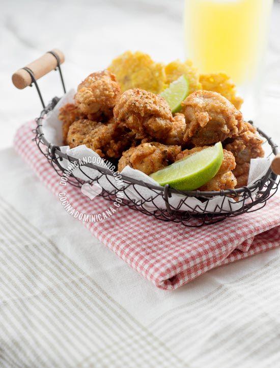 Receta Chicharrón de Pollo: un plato que se puede encontrar en el restaurante más humilde de la Rep. Dominicana y una opción excelente si no conoces el menú.