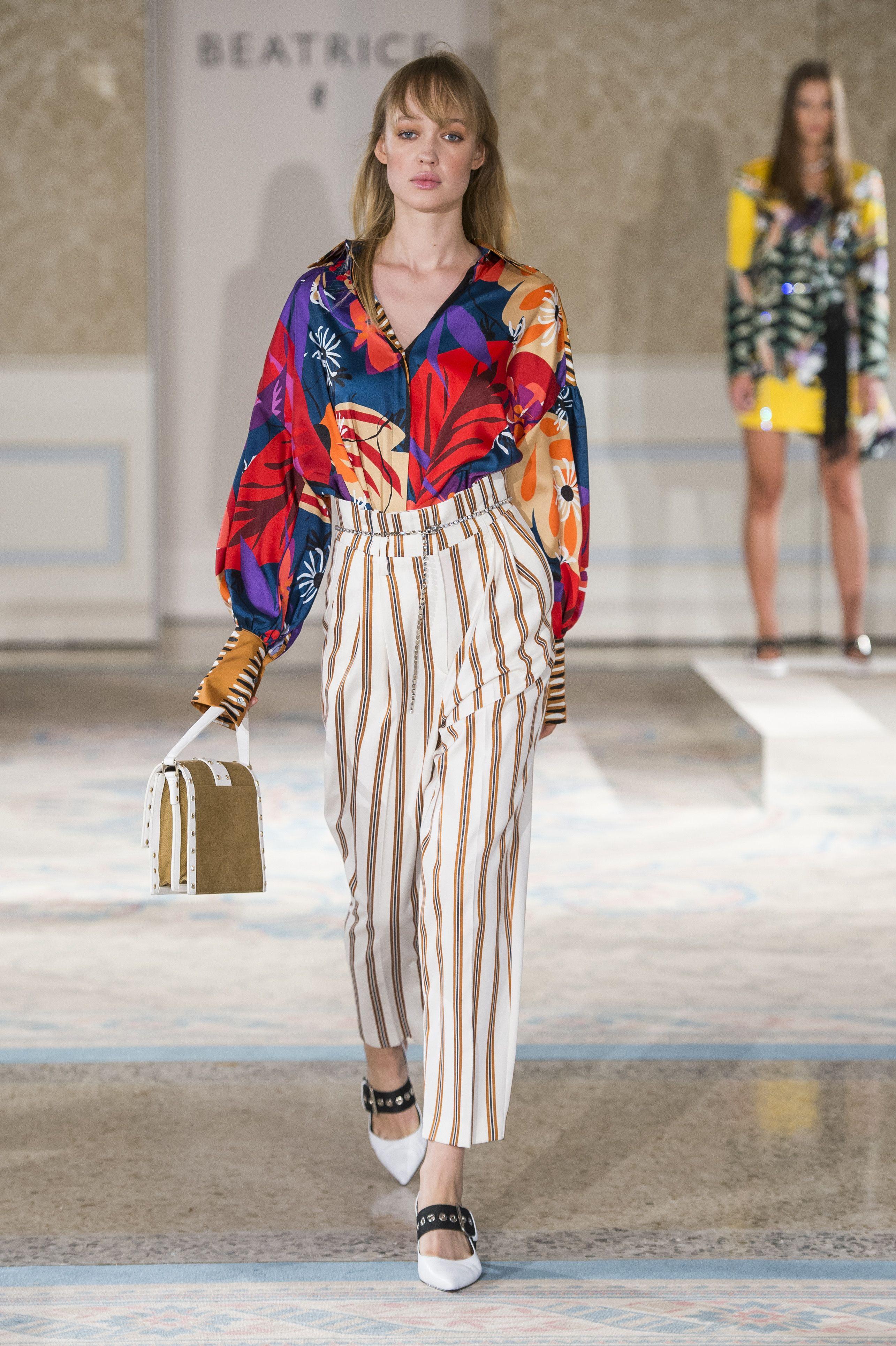 Beatrice B | Milan Fashion Week SS 19 | Fashion, Fashion
