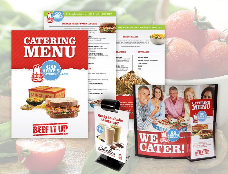 catering marketing - Template