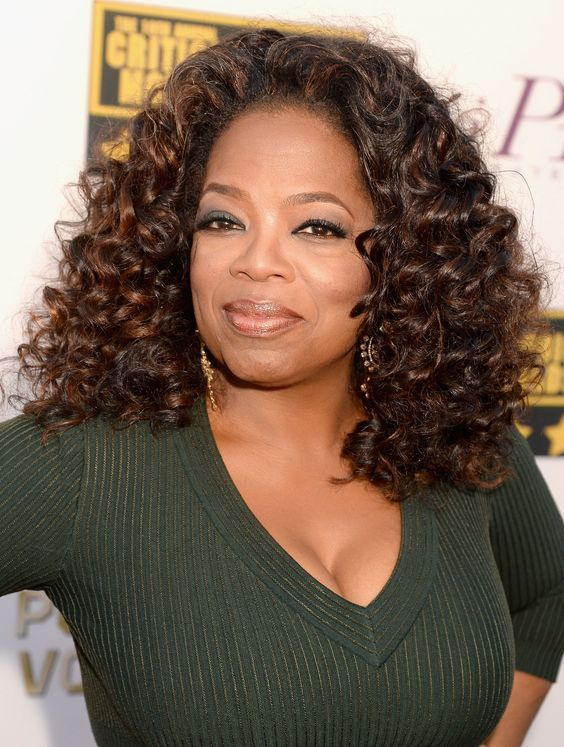 Popular Oprah Curly Hair Buy Cheap Oprah Curly Hair Lots From China Oprah Curly Hair Suppliers On Aliexpress Curly Hair Styles Cool Blonde Hair Cool Brown Hair
