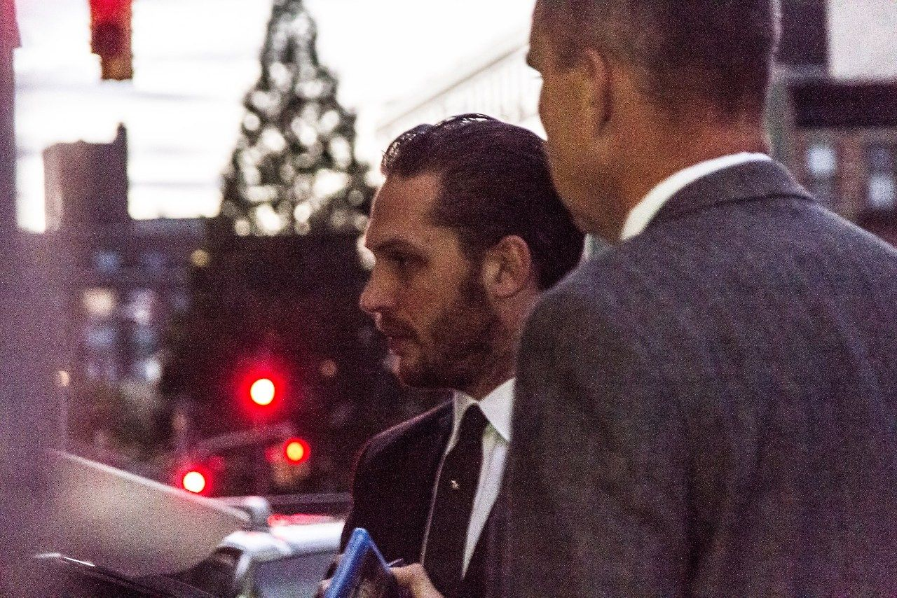 Tom Hardy - NYC Sept 8th 2014