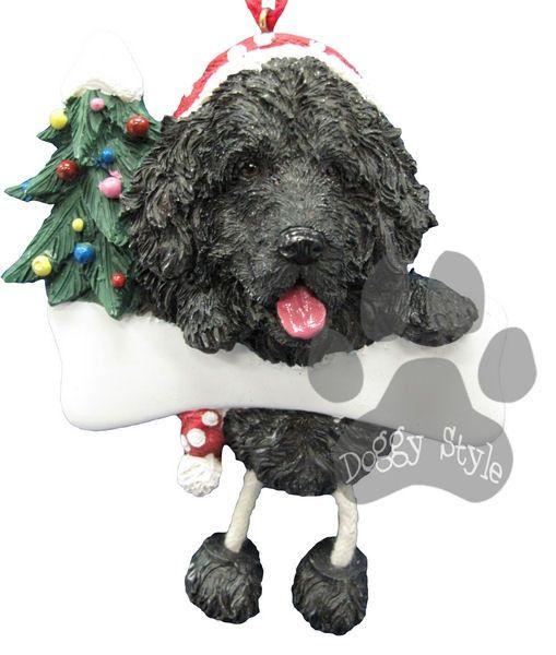 Dog · Dangling Leg Newfoundland Dog Christmas Ornament ... - Dangling Leg Newfoundland Dog Christmas Ornament Dog