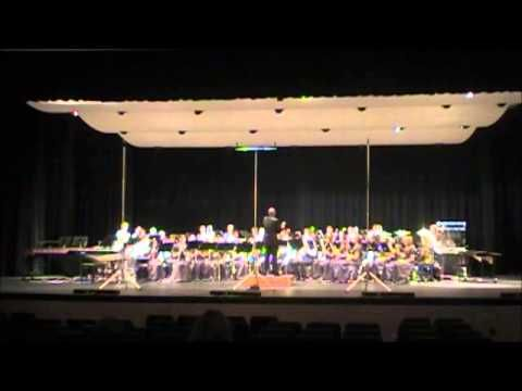 ▶ 2013 Artie Henry Middle School Honors Band - Florentiner March - YouTube
