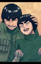 Natural Talent | Naruto | Rock lee naruto, Lee naruto, Naruto