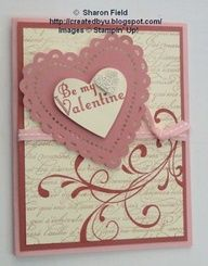 hand made valentine cards - Google Search