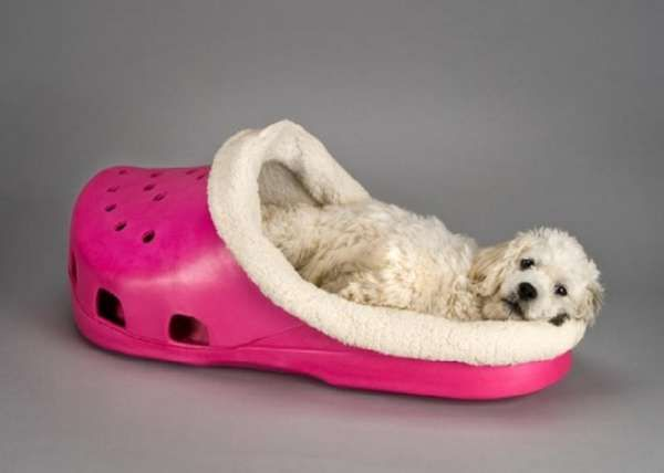 Croc Pet Beds The Sasquatch Pet Bed Will Embarrass Your Dog Gallery Stylish Dog Beds Designer Dog Beds Fancy Dog Beds