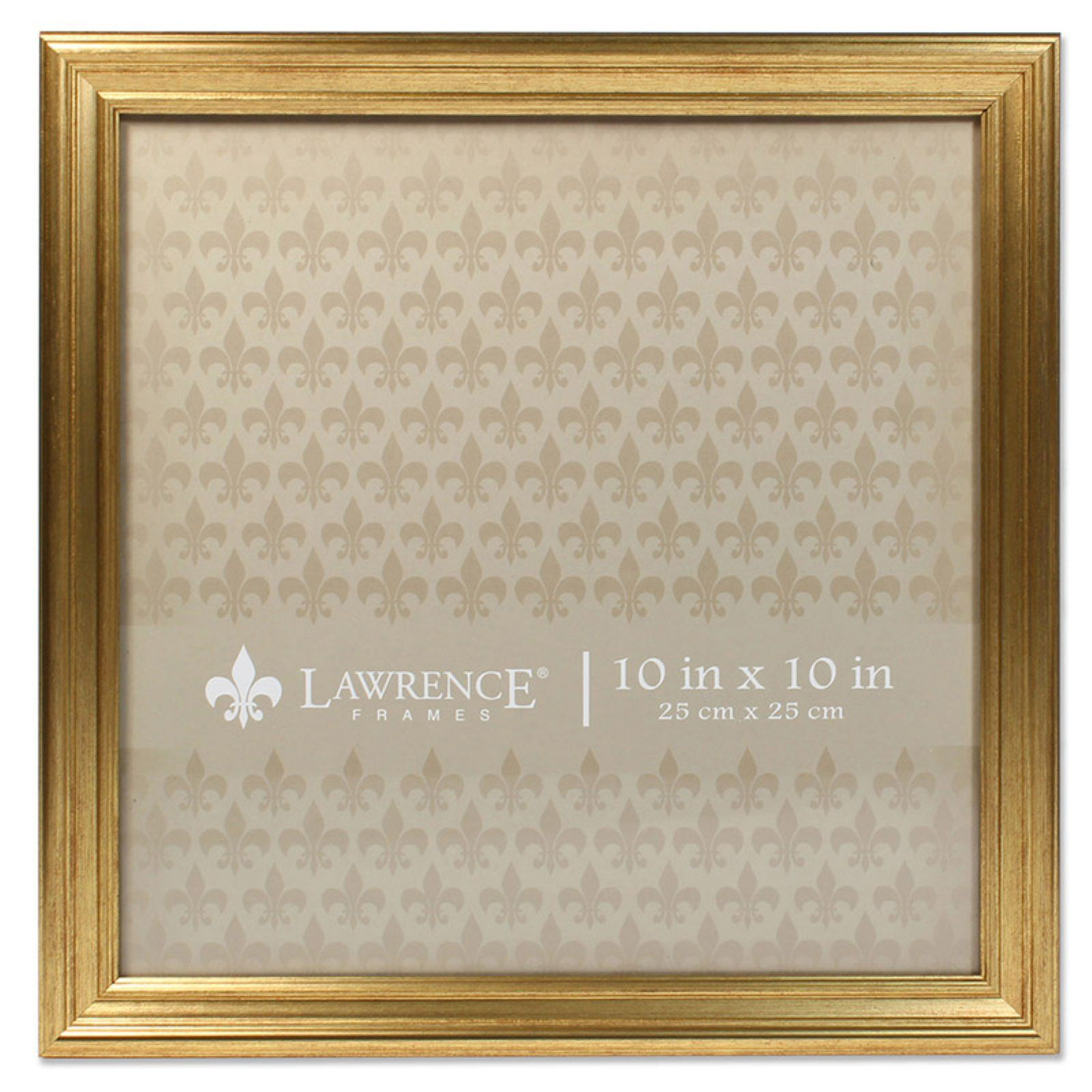 Lawrence Frames Sutter Burnished Gold Picture Frame Gold Picture Frames Picture Frame Decor Mirrored Picture Frames