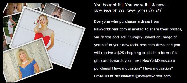 NewYorkDress Blog // Click through for more Dress and Tell winners!