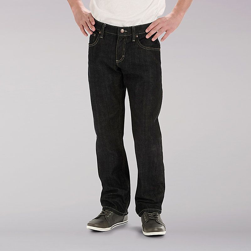 Lee Boy's Premium Select Straight Fit Jeans - Husky:Conway