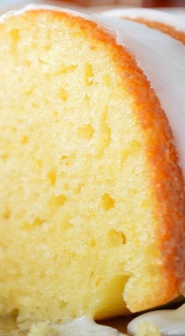 Meyer Lemon Bundt Cake Best Cake Recipes In 2018 Pinterest
