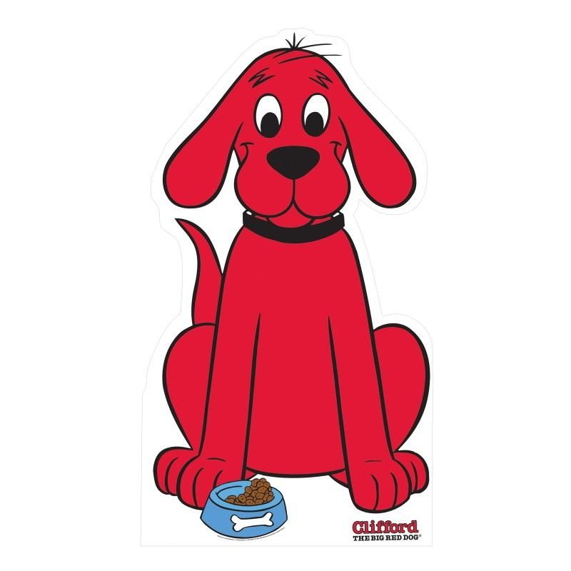 Free Clifford The Big Red Dog Printables Coloring Pages Red