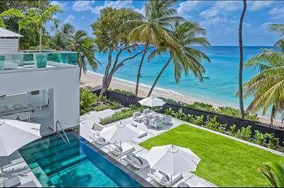 Footprints, Caribbean, Barbados, The Garden