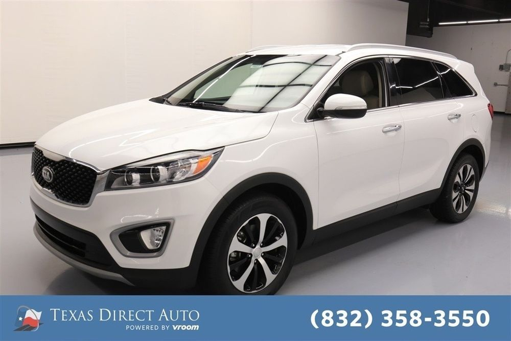 For Sale 2016 KIA Sorento EX Texas Direct Auto 2016 EX