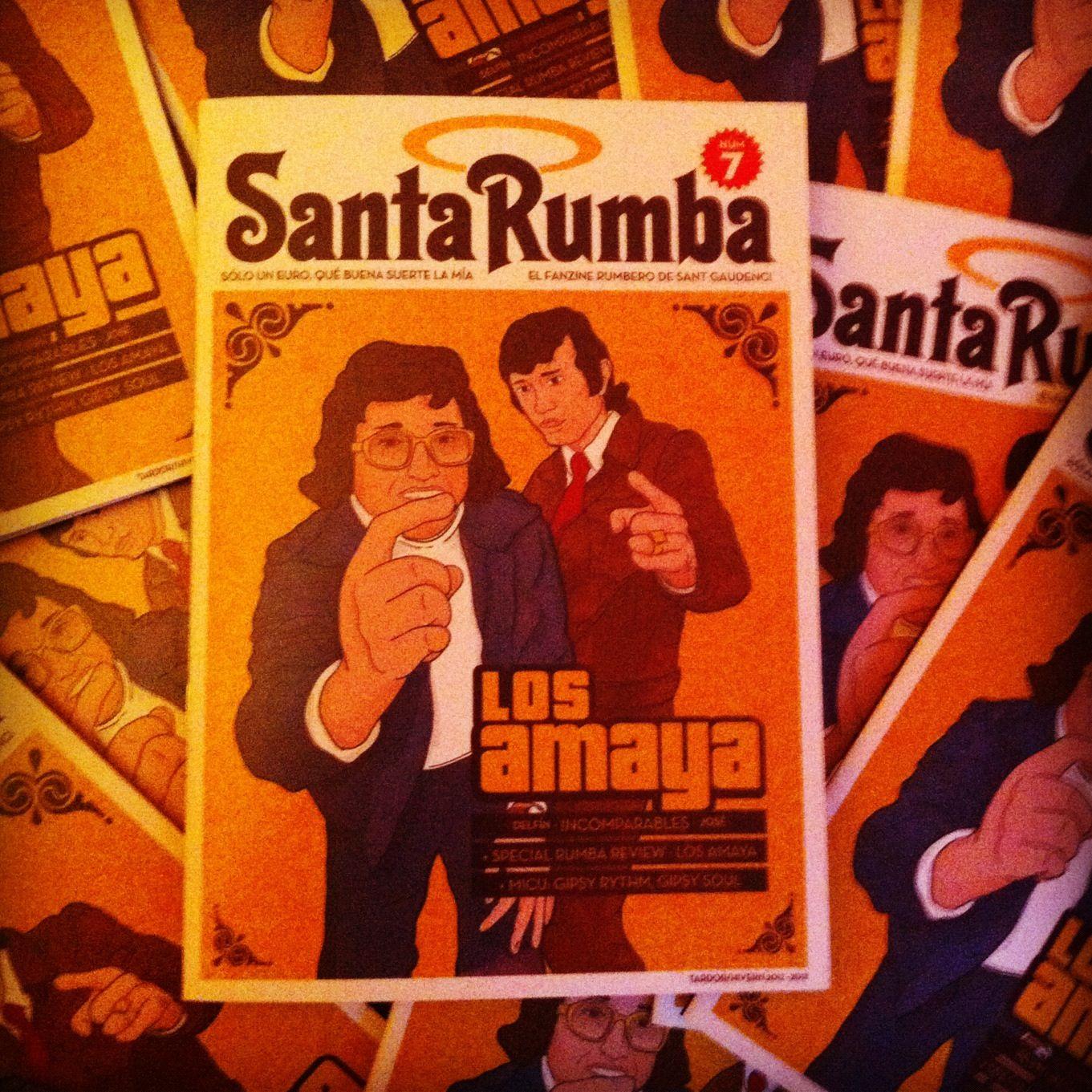 Ja està aqui el Santa Rumba 7!!!!!