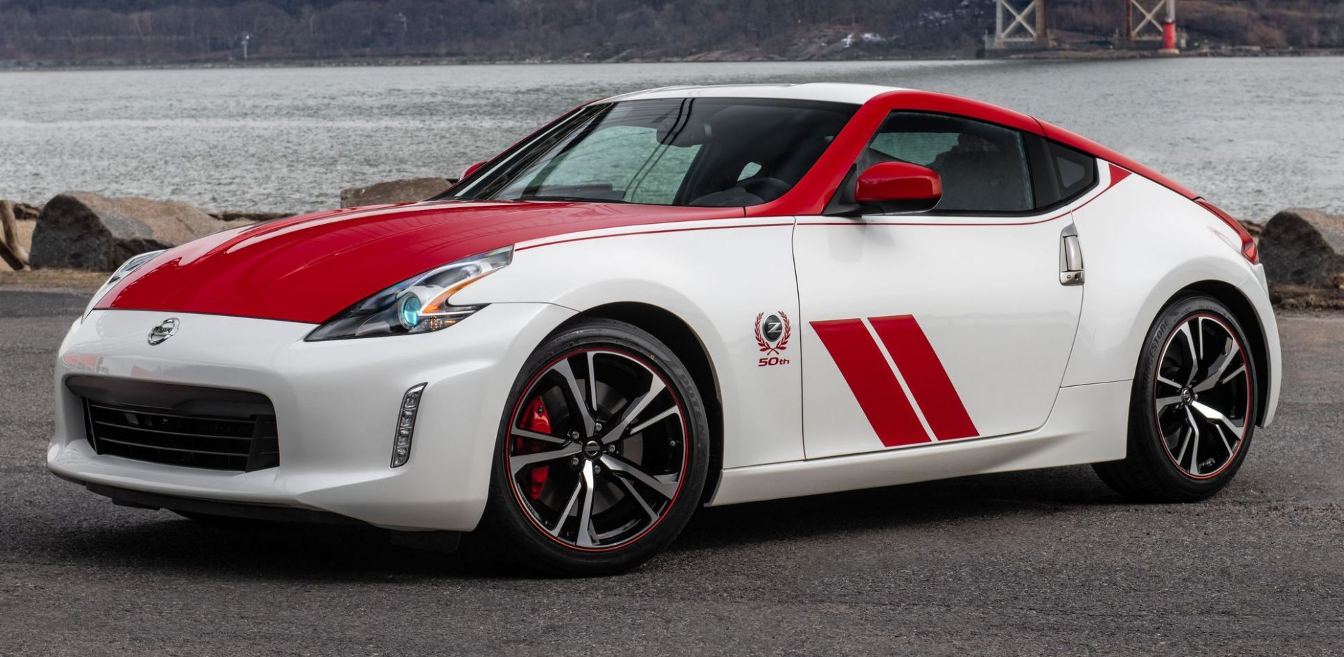 Nissan Reveals The 2020 370z 50th Anniversary Edition At New York Nissan 370z Nissan Nissan Z