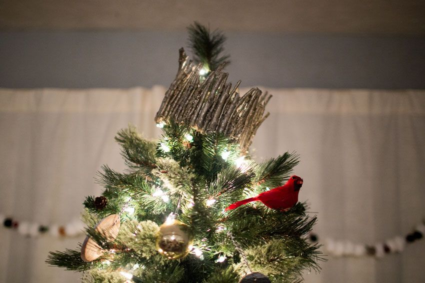 Gold Crown Christmas Tree Topper Diy Diy Christmas Tree