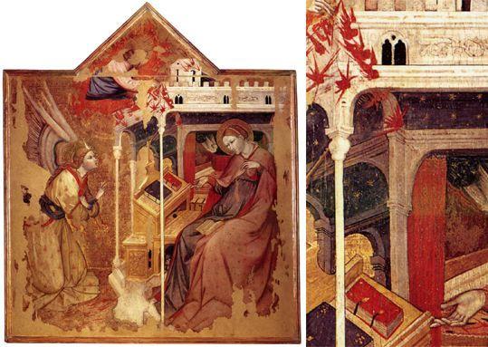 Olivuccio Ceccarello di Ciccarello da Camerino (actif de 1388 à 1439