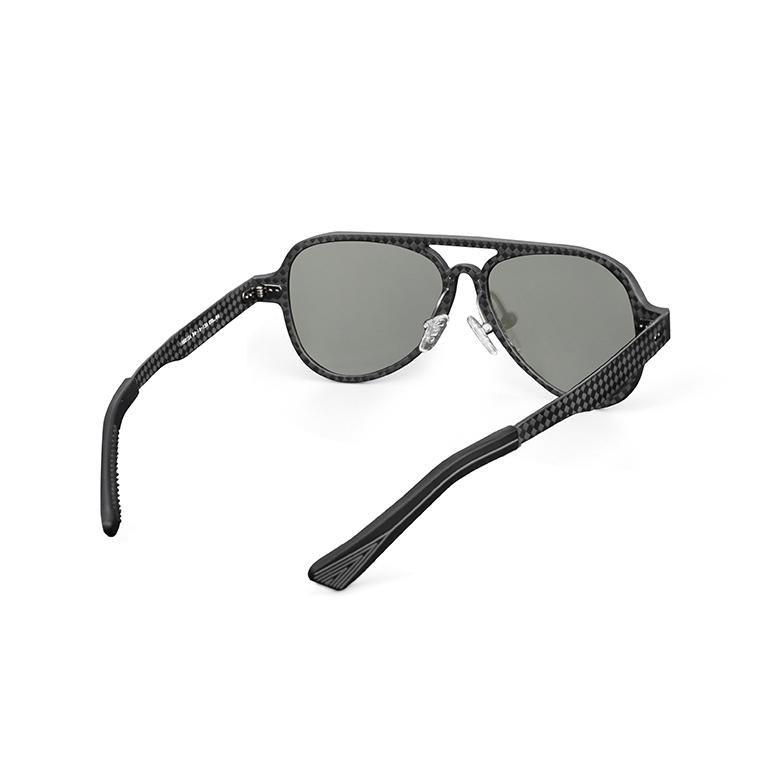 79ca11ad4a05c Carbon Fiber Aviator Sunglasses