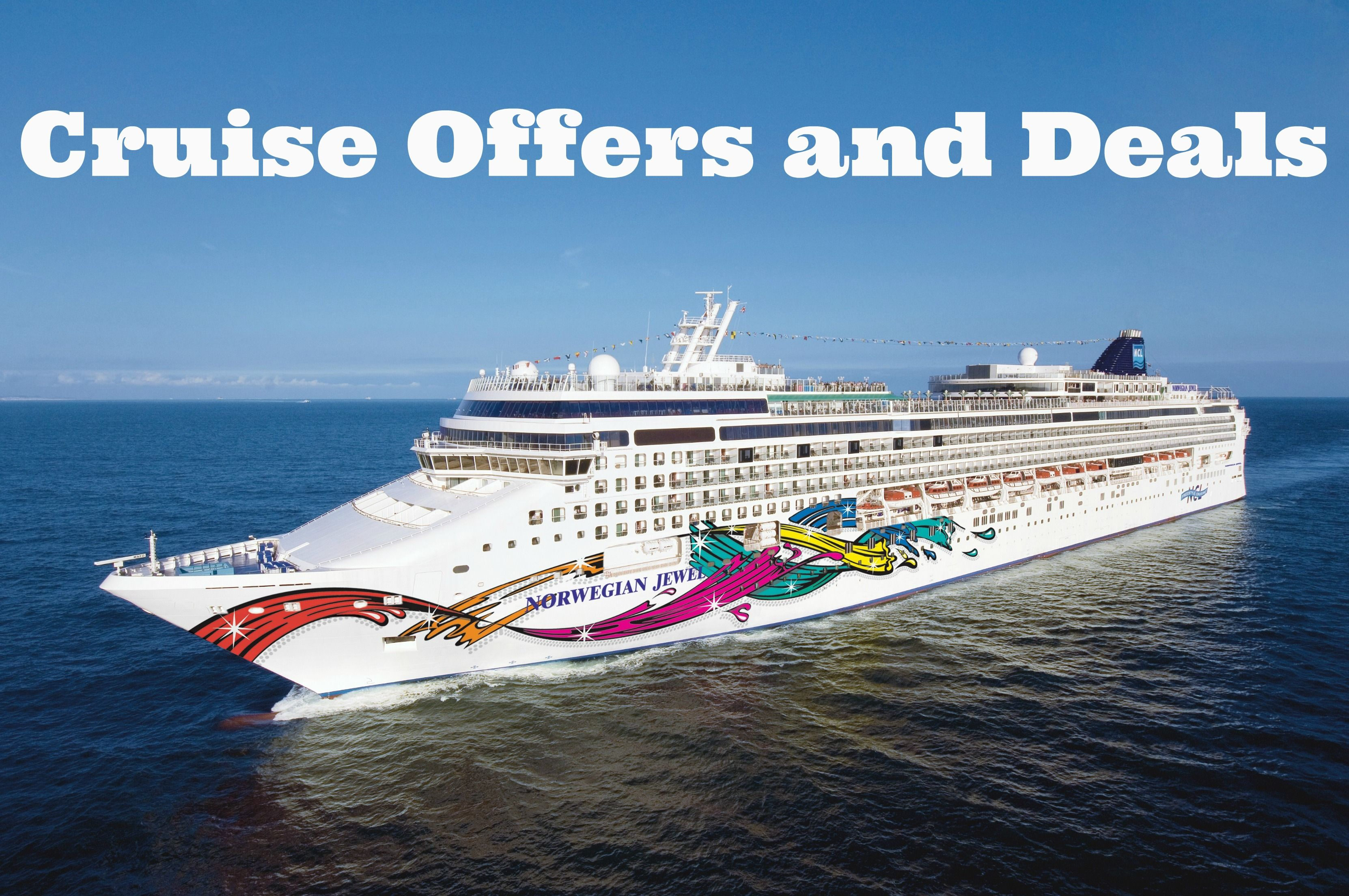 Cruise Offers And Deals From A Local Travel Agent, Located