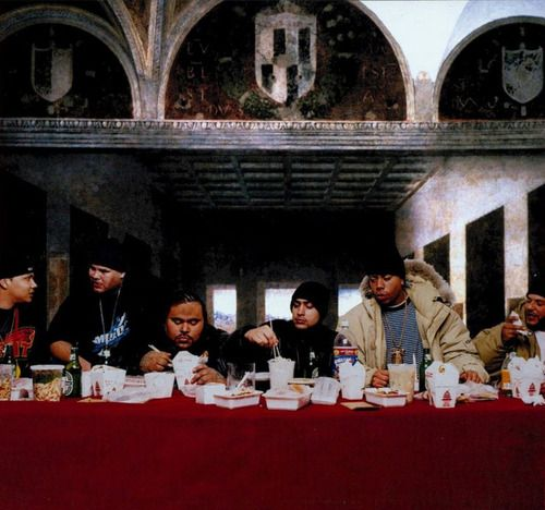 Terror Squad The Last Supper R I P Big Pun Hip Hop Tribe American Rappers Real Hip Hop
