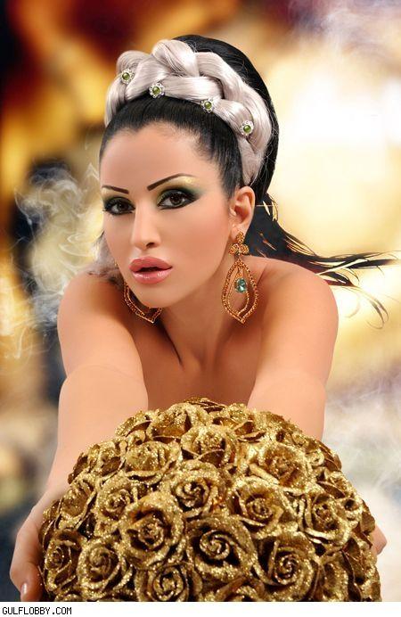 مكياج عرايس مكياج عرايس مكياج Arabic Makeup Hair Styles Pakistan Fashion