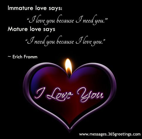 I Love You Quotes 365greetings Com Love Yourself Quotes Romantic Love Messages Romantic Good Morning Quotes