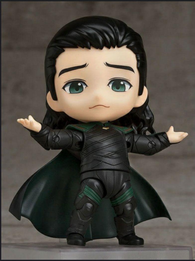 Loki Odinson Cute figure