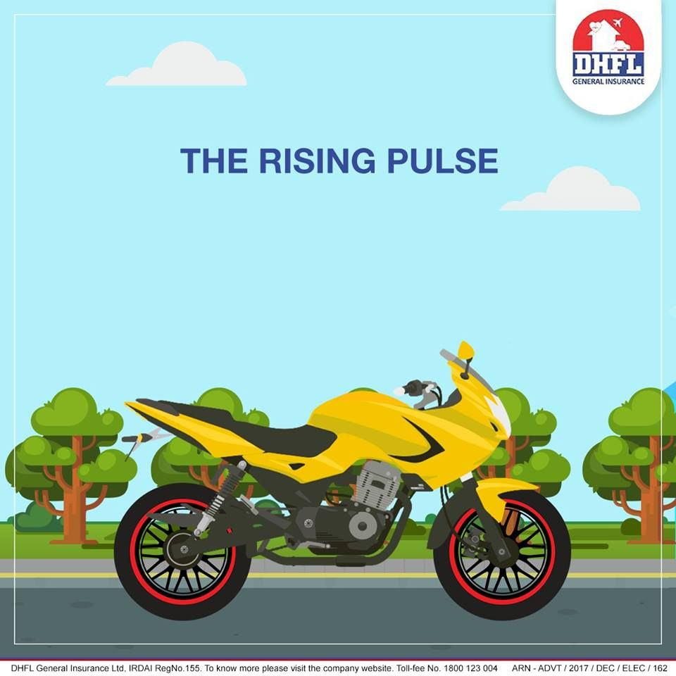 Dhfl General Insurance Offers Online 2 Wheeler Insurance Starting At Just Rs 586 Enjoy Motorbike Insurance Claim Assistance At 900 Cashless Garage