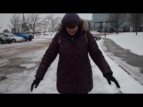 Winter Safety Walk Like A Penguin Winter Safety Injury Prevention Strong Body