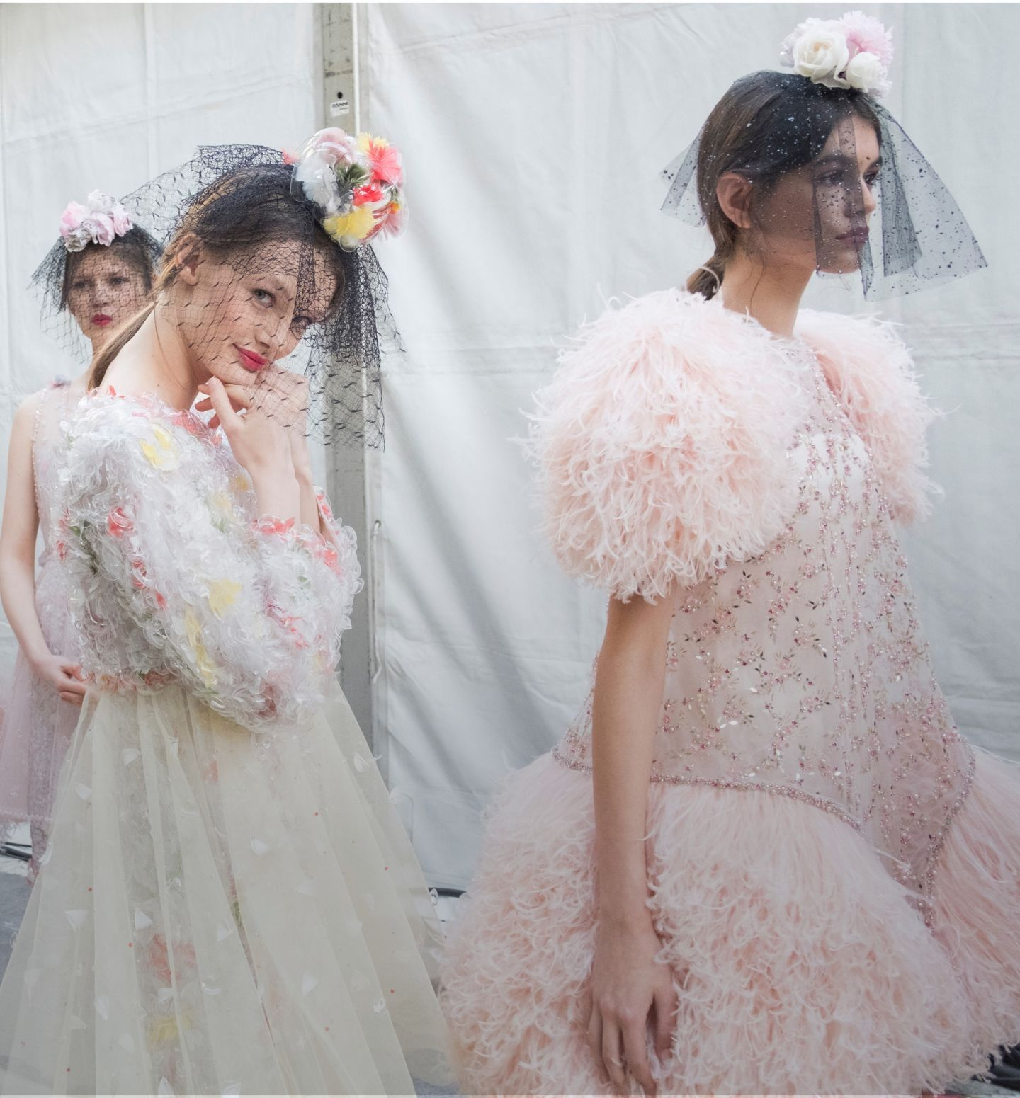 Springsummer haute couture chanel fashion in