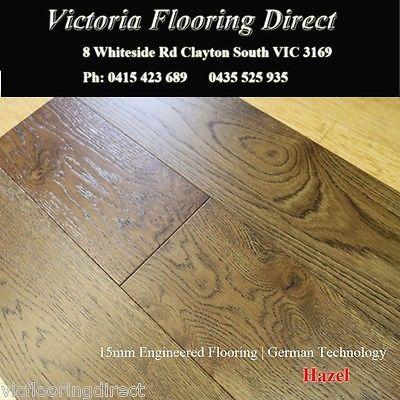 Hazel 15mm Engineered Flooringsoild Timber Floorfloordiy Ebay