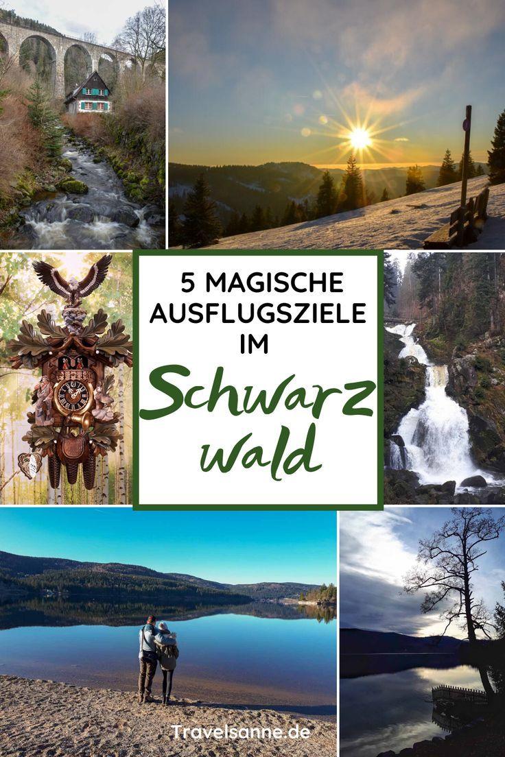 5 der schönsten Ausflugsziele im Schwarzwald im Winter – Familien-Reiseblog Travelsanne