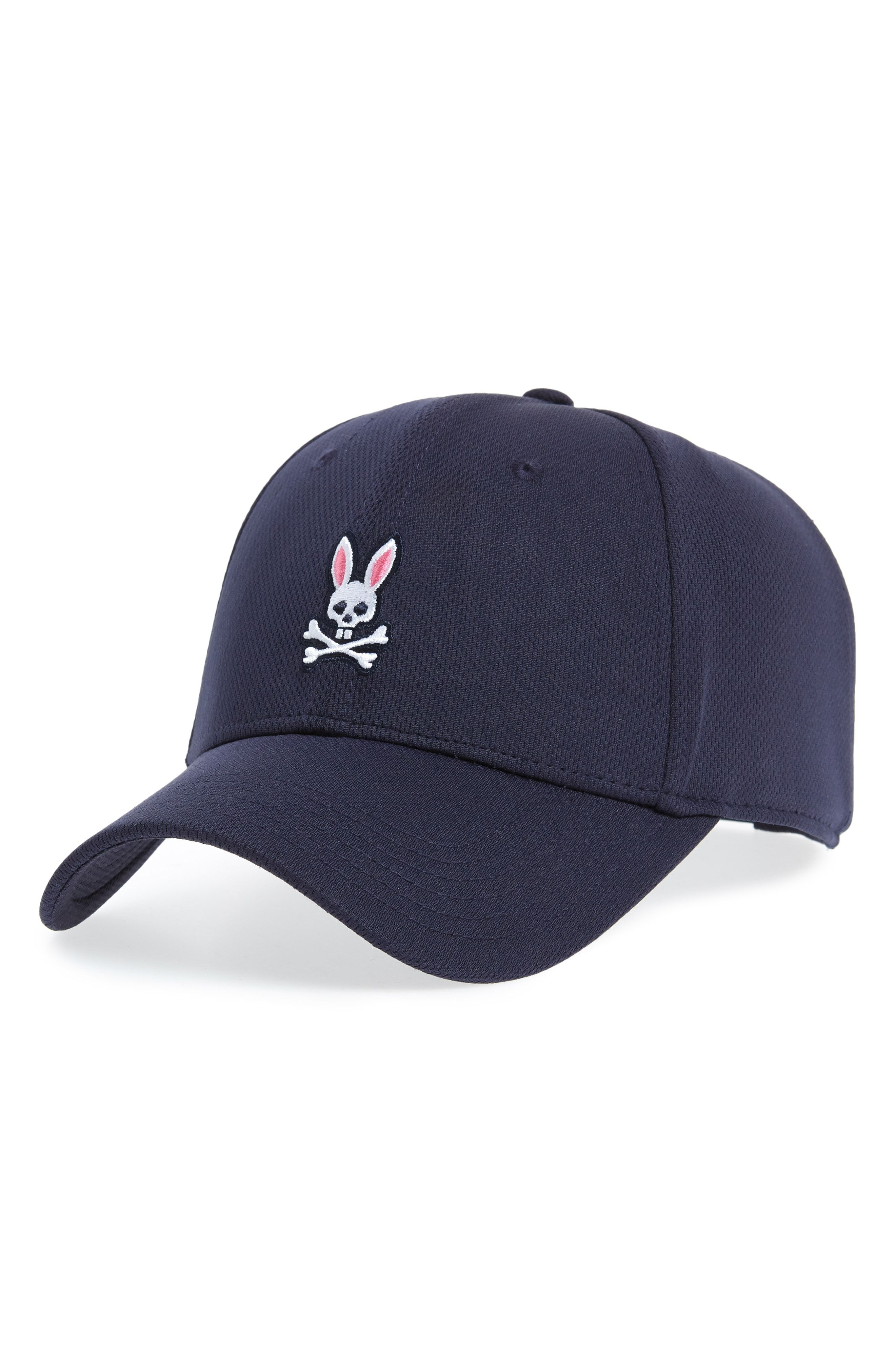 201ef7599c9 PSYCHO BUNNY SPORT BALL CAP - BLUE. #psychobunny | Psycho Bunny in ...
