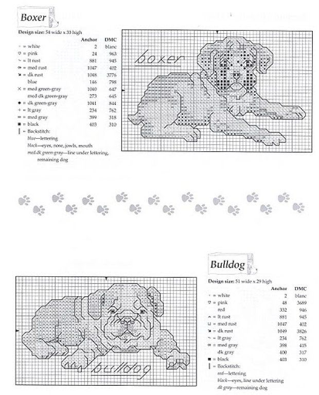 Solo Patrones Punto Cruz | Cross stitch, Stitch and Dog