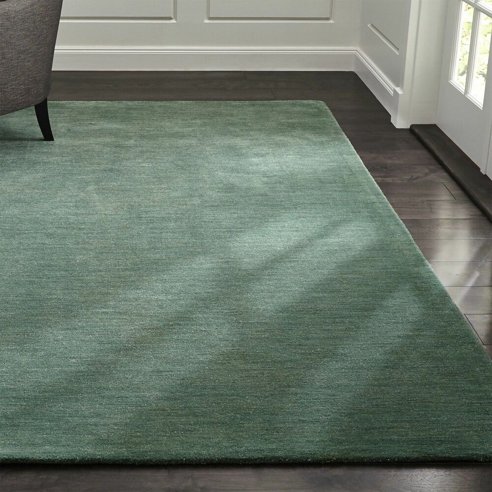 This Durably And Expertly Hand Tufted Rug Is Made With High Quality Wool To Present Dust And Crumbs From Settlin Blue Wool Rugs Baxter Rug Kids Bedroom Carpet