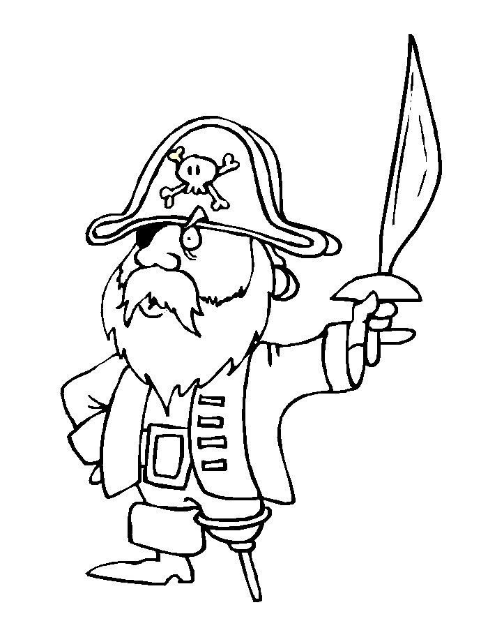 Malvorlagen Miscellaneous 18 | Malen | Pirate coloring pages ...
