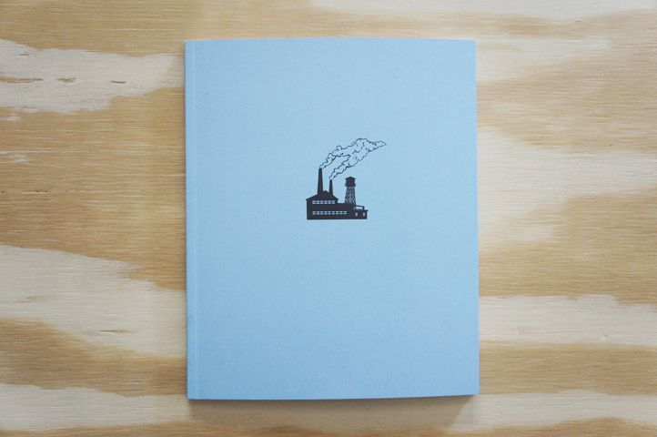 Melissa Catanese, Ed Panar (eds.) — Notes From The Foundry // Spaces Corners (2013)