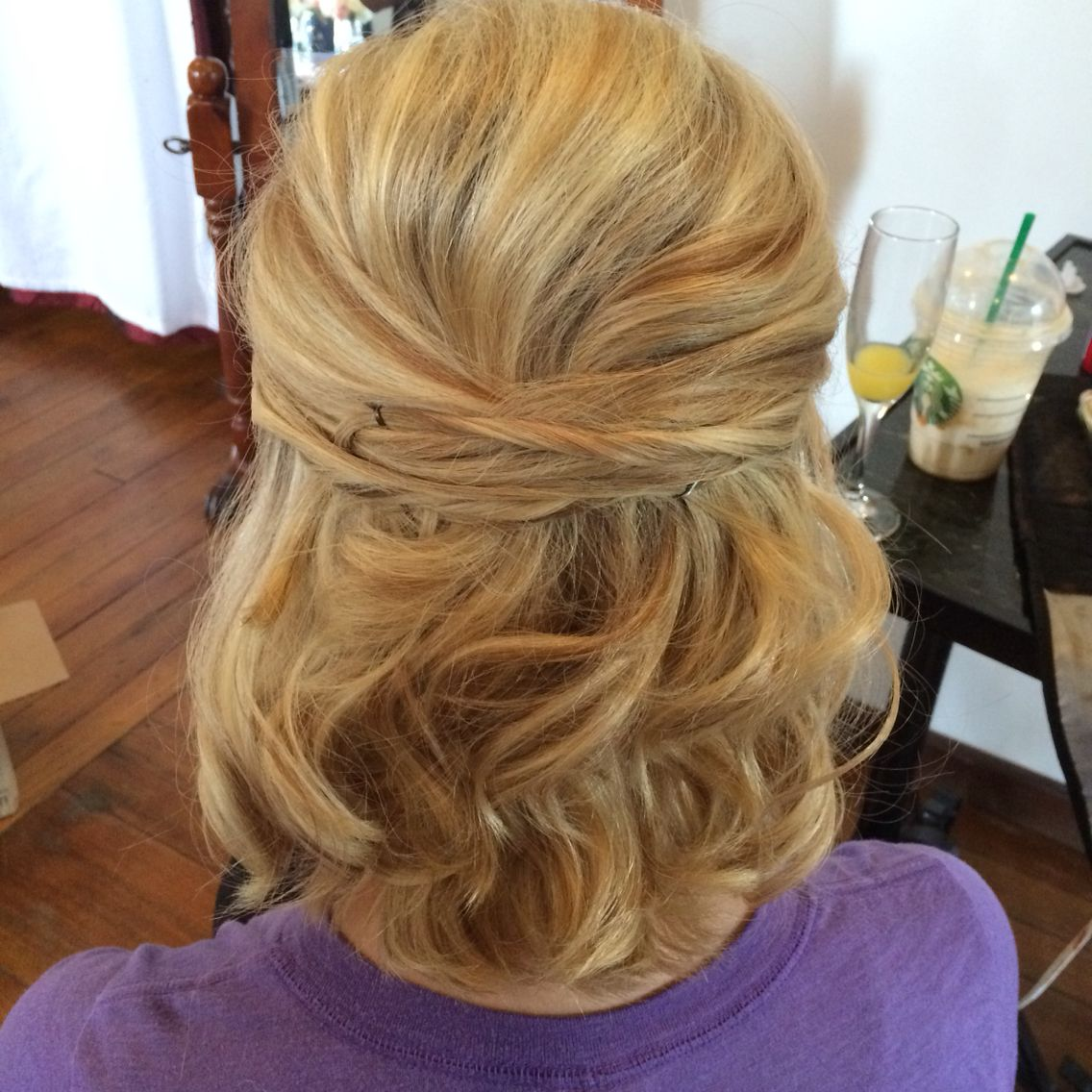 Beehive Hairstyles For Wedding: Specialty Style, Wedding Hair, Half Up Half Down, Short