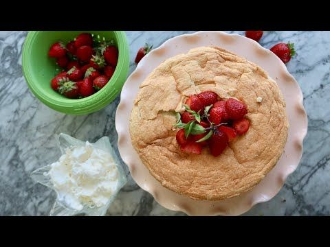 Keto Angel Food Cake | Recipe | Cake recipes, Gluten free angel food cake, Angel food cake pan