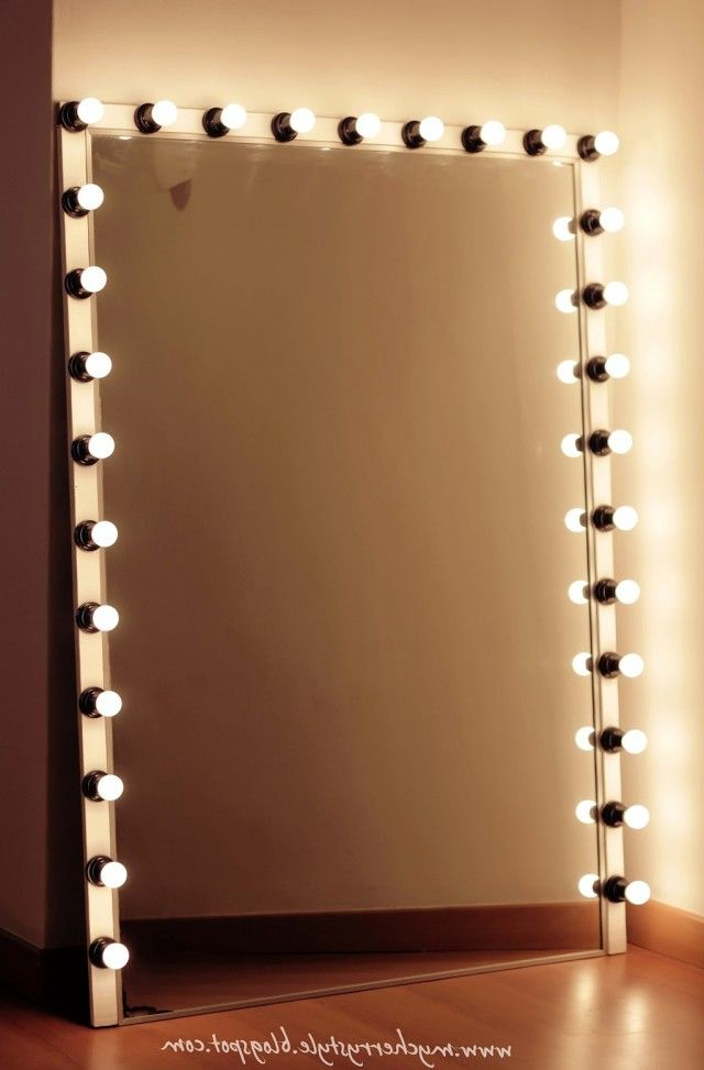 Makeup Mirror With Lights Around It & Pin by subhadeep 1 on For dokan | Pinterest | Searching azcodes.com