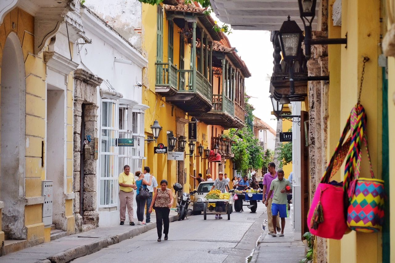 How to Survive Pre-Trip Anxiety  //Cartagena, Colombia//