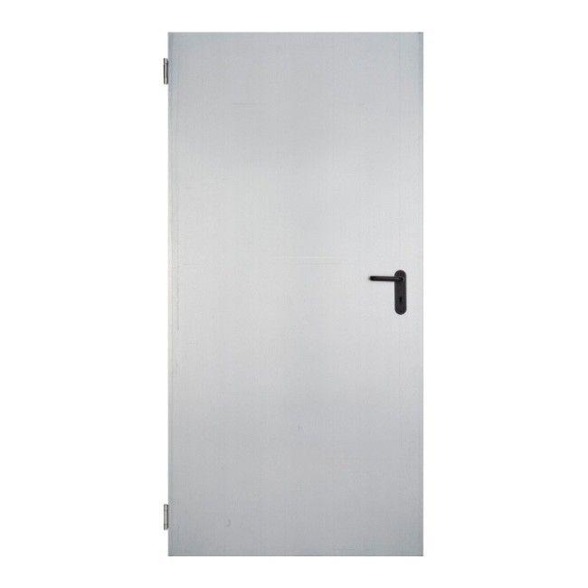 Multiuso universal door 990 x 2050 mm galvanized – Steel door …