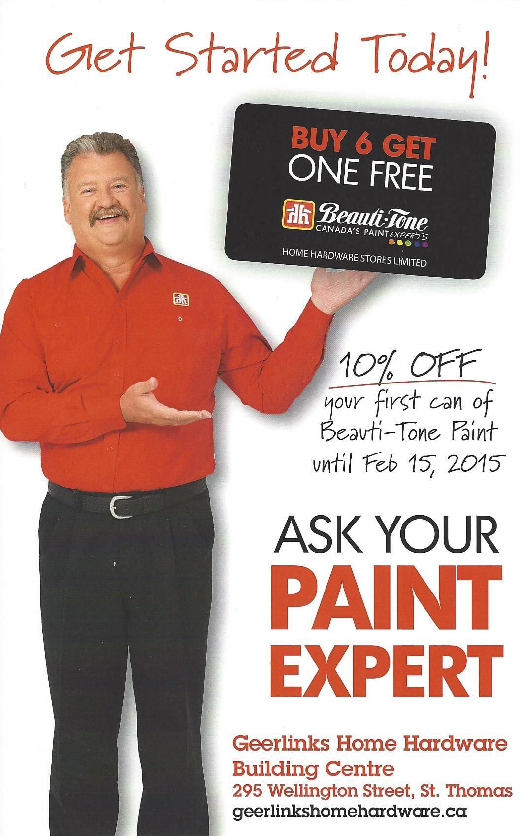 Have you gotten your buy 6 get 1 free cards for beauti tone paint have you gotten your buy 6 get 1 free cards for beauti tone paint geenschuldenfo Images