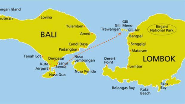 Bali Karte Asien.Llll Backpacking Gili Islands Die Besten Tipps Für Backpacker