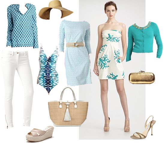 10 Essentals For Travel Vacation Fashion Cruise Wear Style