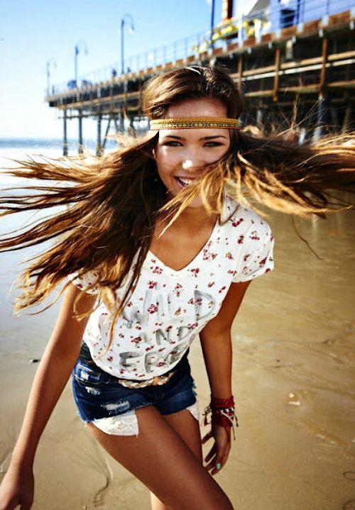 Comment mettre, porter un headband ? Se coiffer avec un