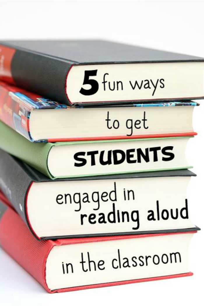 Etonnant 5 Fun Ways To Get Students Engaged In Reading Aloud: Like Most Teachers,  Iu0027m Constantly On The Hunt For Engaging Ways To Help Students Become More  Confident ...