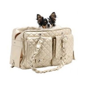 Michael Kors Dog Carrier Alex Lux Dog Bag By Kwigy Bo Gold Dog